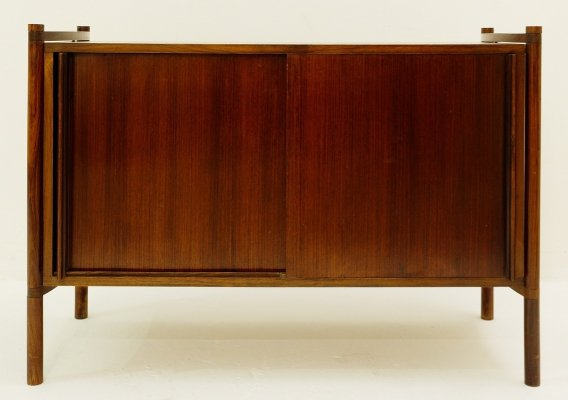Pair Of Hizori Fukuoh 'Archimede' Cabinets For Gavina, 1961
