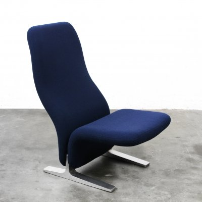Concorde F784 lounge chair by Pierre Paulin for Artifort, 1960s