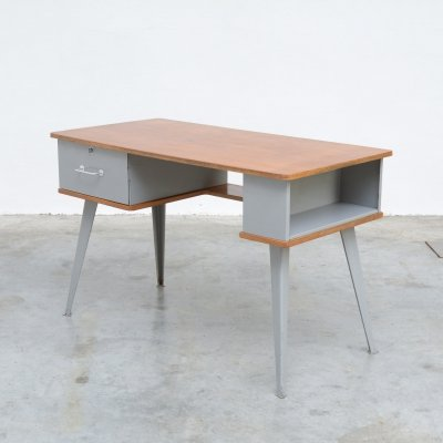 Rare Desk by Willy Van Der Meeren
