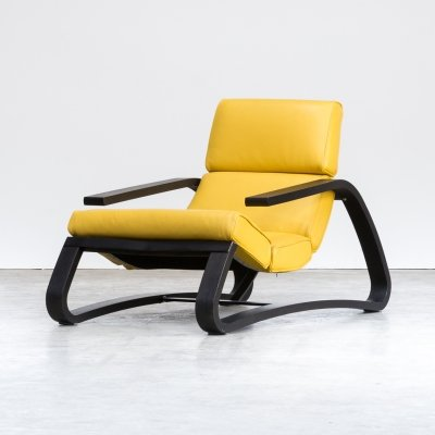 Band lounge chair by Maurizio Marconato & Terry Zappa for Contempo, 1990s