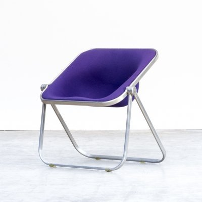 70's Giancarlo Piretti 'Plona' folding chair for Castelli