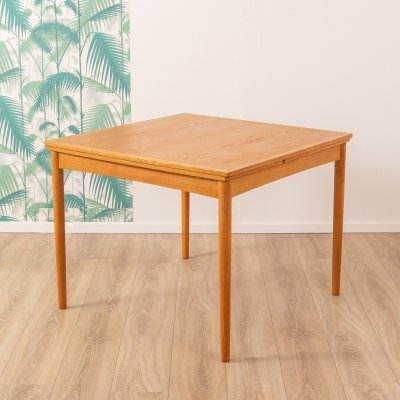 Danish dining table by Poul Hundevad, 1960s