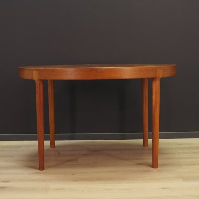 Dining table by Harry Ostergaard for Randers Møbelfabrik, 1970s