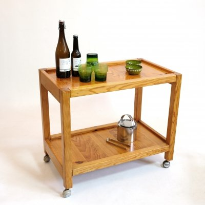 Pierre Gautier Delaye serving trolley, 1950s