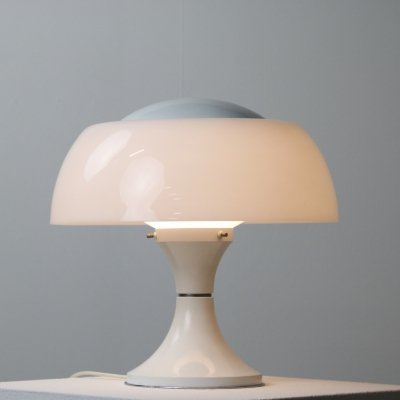 Rare table light by Gaetano Sciolari for Ecolight, Italy 1968