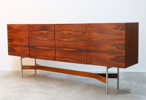 Dutch Design Rosewood Sideboard by Rudolf Glatzel for Fristho, 1962