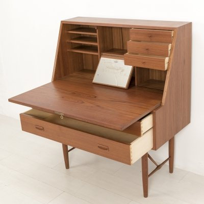 Ib Kofod Larsen storage with writing desk for P.A. Pedersen, 1954