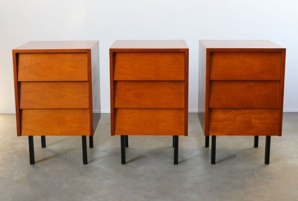 Chest of Drawers in teak by Florence Knoll for De Coene, 1950