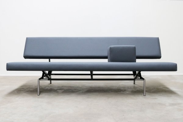 Grey Dutch Design Sofa / Daybed BR02 by Martin Visser for Spectrum, 1960s