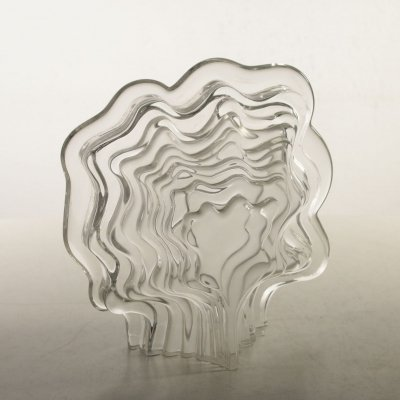 1950s Glass Sculpture by Jean Pierre De Marchi