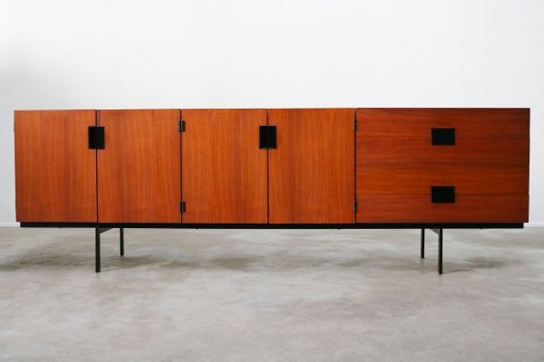 Rare DU03 Japanese series Sideboard / credenza by Cees Braakman for Pastoe, 1950