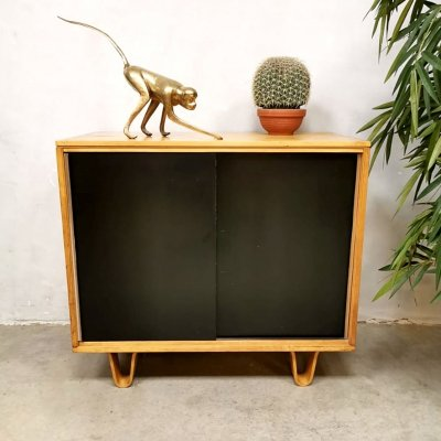 Vintage Dutch design CB52 cabinet by Cees Braakman for Pastoe, 1950s