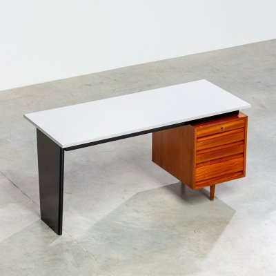 Modernist Desk by Jos De Mey for Van den Berghe-Pauvers, 1960s