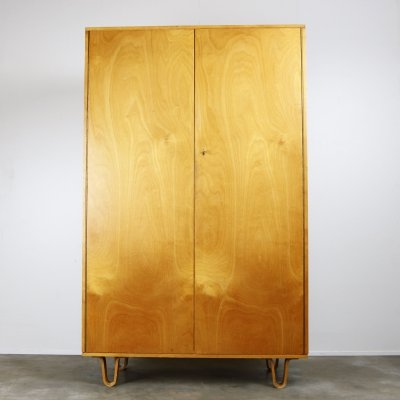 Dutch Design Cabinet KB03 Birch Series by Cees Braakman for Pastoe, 1950s