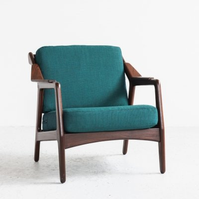 Arm chair by H. Brockmann Petersen for Randers Møbelfabrik, 1960s