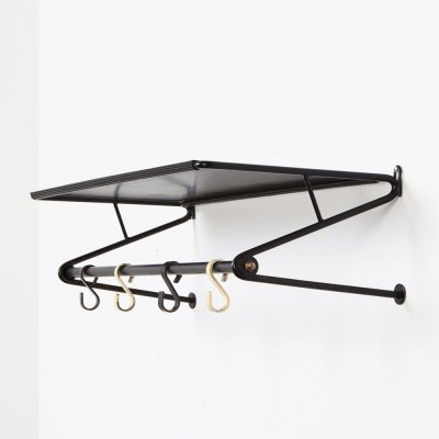 Mathieu Mategot Coat Rack for Artimeta, 1960