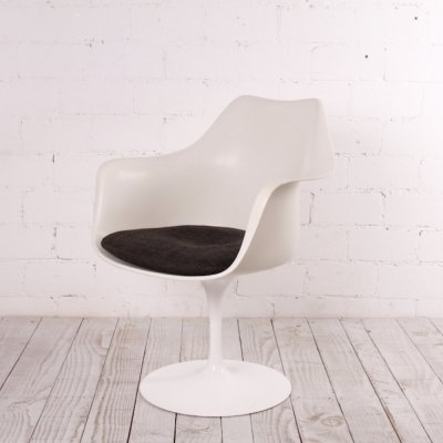 Vintage Tulip Chair by Eero Saarinen for Knoll Int., 1960s