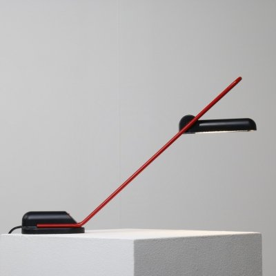 Eleusi desk lamp by Carlo Vietri for Lomagna Italia, 1980s