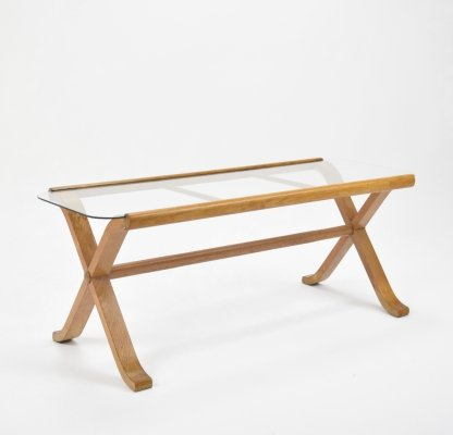First ever produced table by 't Spectrum designed by W. van Gelderen