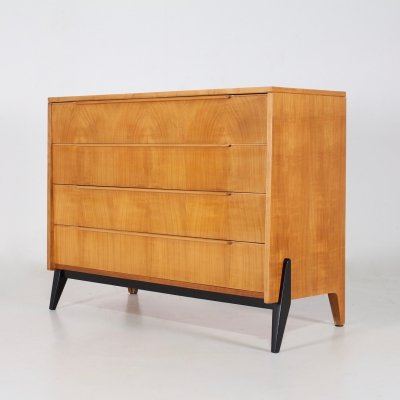 Belgian modernist chest of drawers