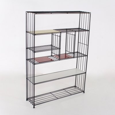 Pilastro shelf room divider by Tjerk Reijenga