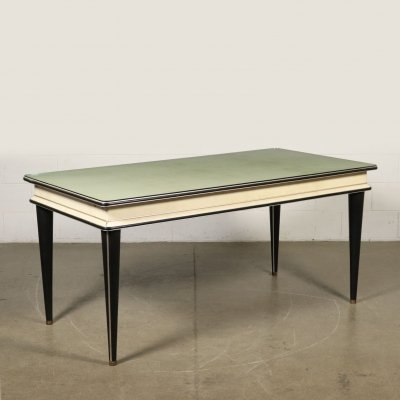 1960s Vintage Extendable Table by Umberto Mascagni