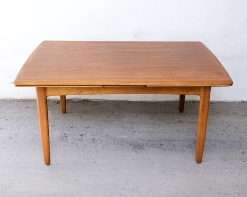 Teak Dining Table by Svend Åage Madsen, 1960s