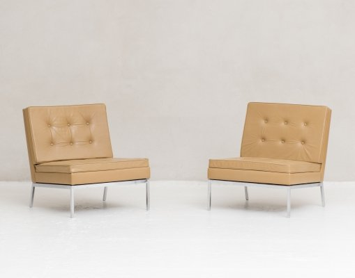 Set easy chairs by Florence Knoll for Knoll, United States 1960's