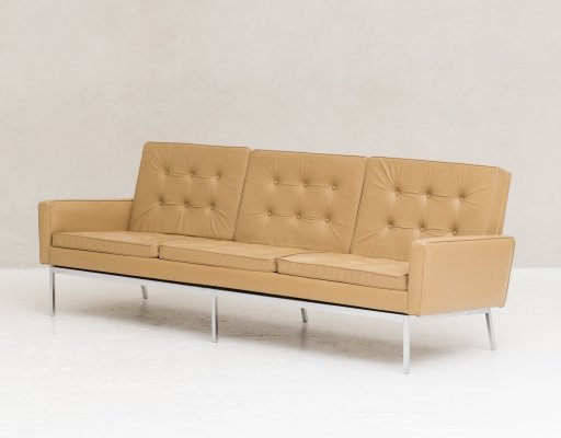 3-seater sofa by Florence Knoll for Knoll, United States 1960's