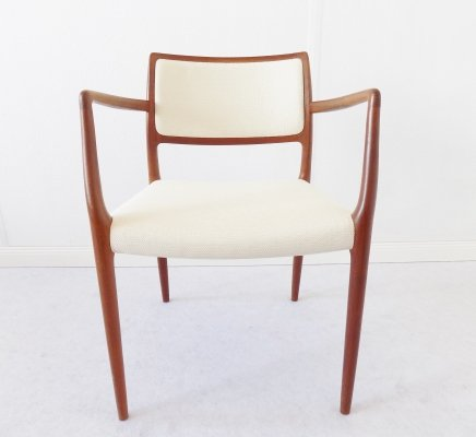Niels Möller No. 65 Teak chair