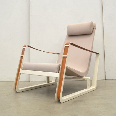 Cite lounge chair by Jean Prouvé for Vitra, 1990s