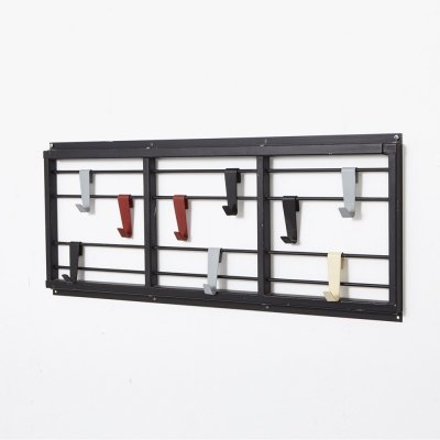 Tjerk Reijenga Coat Rack for Pilastro, 1960s