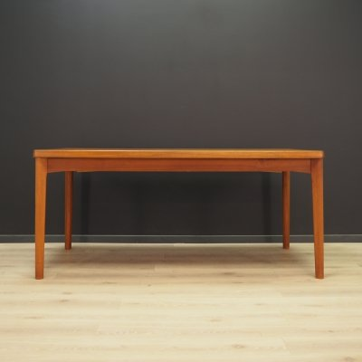 Henning Kjærnulf dining table, 1960s