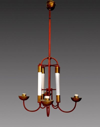 Chandelier by Paolo Buffa, 1930s