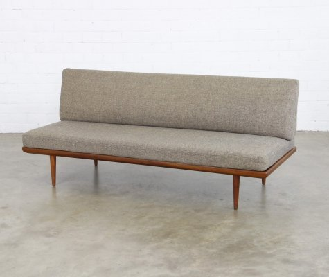 Minerva daybed by Peter Hvidt & Orla Mølgaard Nielsen for France & Daverkosen, 1950s