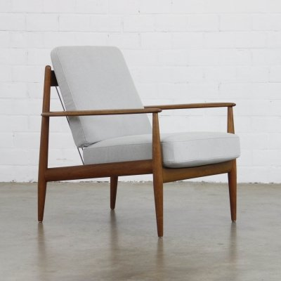 Lounge chair by Grete Jalk for France & Daverkosen, 1950s