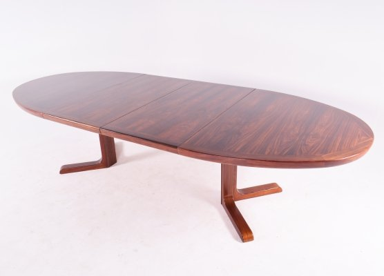 Skovby Mid Century Danish Dining Table