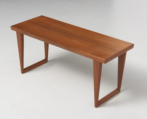 Model n°35 Side table in teak by Kai Kristiansen