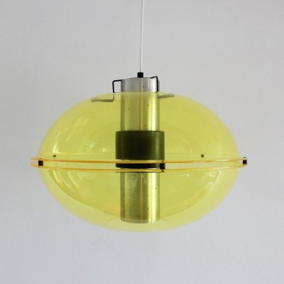 'Orbiter' or 'Sphere' pendant lamp by Raak Amsterdam