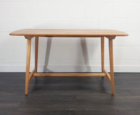 CC 41 Beech & Elm Dining Table by Lucian Ercolani for Ercol, 1940s