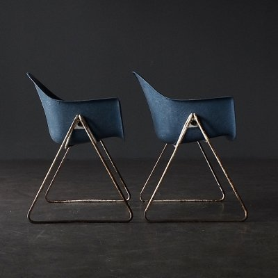 Model 2015 Children Chairs by Walter Papst for Wilkhahn, 1960s