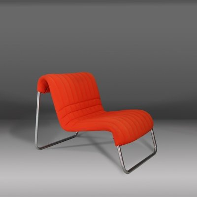Duecavalli lounge chair by Jonathan De Pas & Paolo Lomazzi for Driade, 1970s