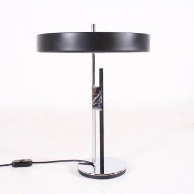 Modernist adjustable desk lamp