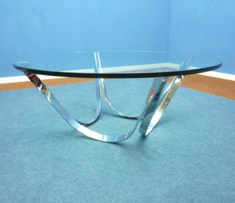 Mid Century Coffee Table by Roger Sprunger for Dunbar, 1960s