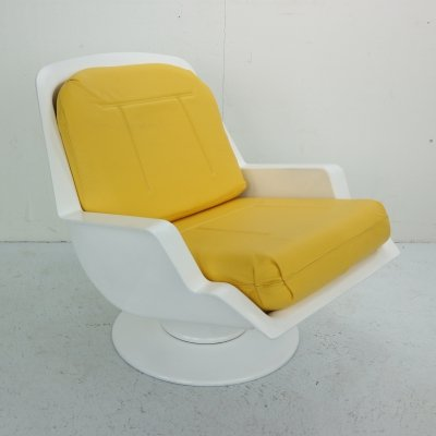 Nike Lounge Chair by Richard Neagle for Sormani, Italy 1960s