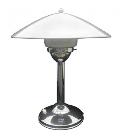 Art Deco Italian Table Lamp, circa 1930