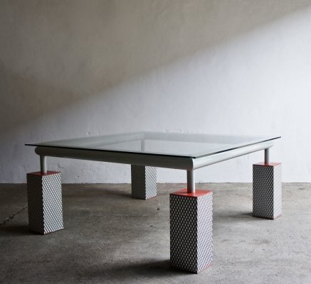 Mandarin Dining Table by Ettore Sottsass for Memphis Milano, 1981