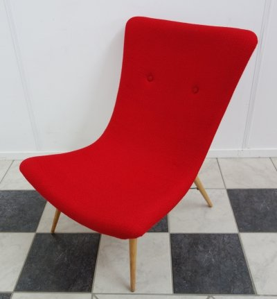 Iconic Navratil chair, 1950s