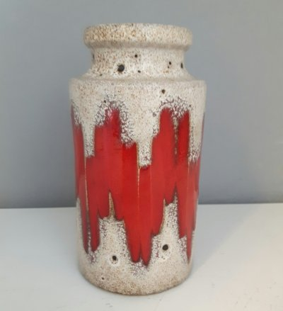 213-18 vase by Scheurich Germany, 1960s