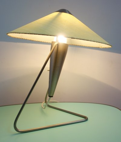 Helena Frantova 'china' desk- or wall lamp, 1950s